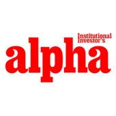 Institutional Investor's Alpha