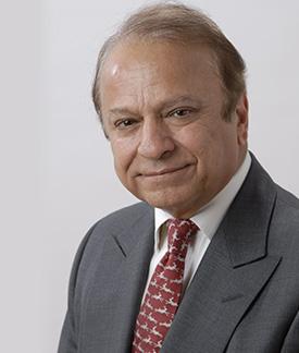 Professor Amin Rajan