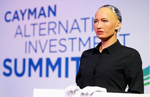 Sophia Robot CAIS 2017