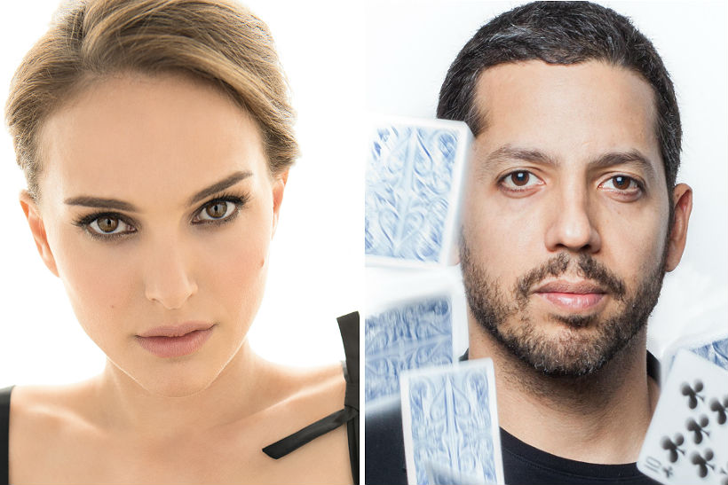 CAIS speakers Natalie Portman David Blaine