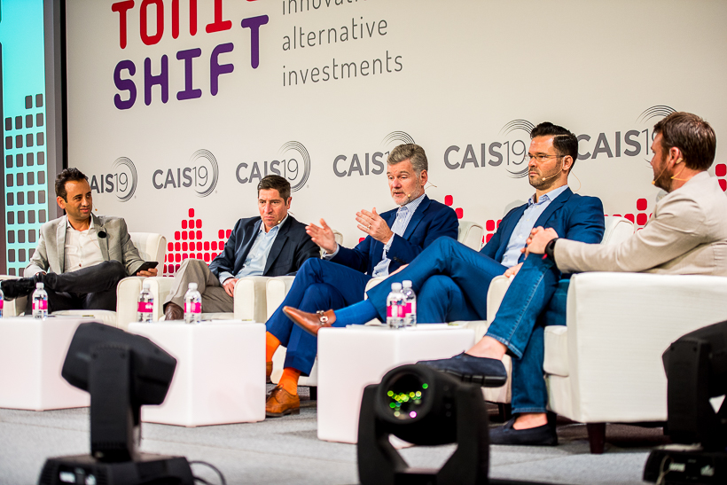 Cryptocurrency panel CAIS19