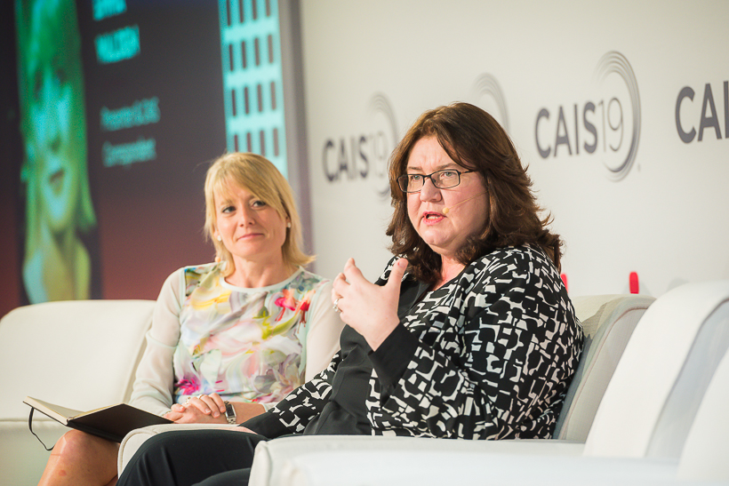 Eileen Murray, Bridgewater co-CEO at CAIS19